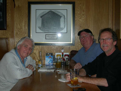 Jerry Chambers, Greg Leech and Rick Bacus (2011)